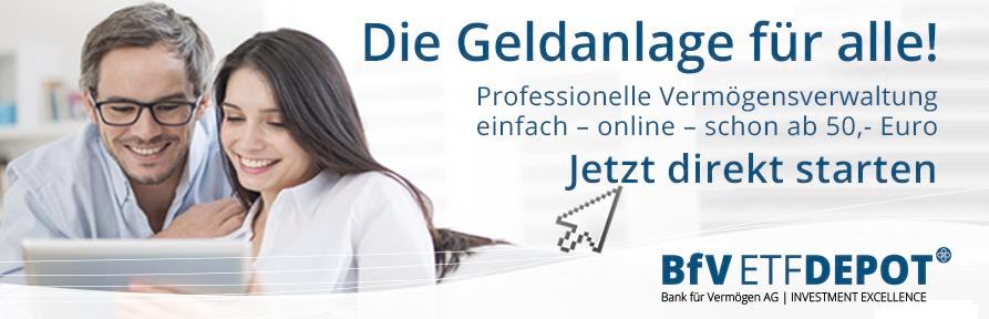 beste online bank für etf
